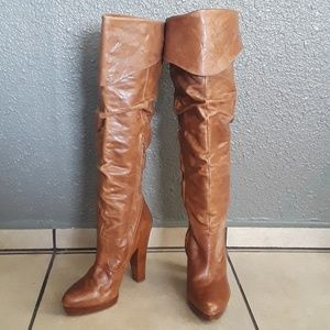 Jessica Simpson boots.